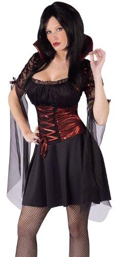 Girls Twilight Witch Costumes (Twilight Vamp Adult Costume - Medium/Large)