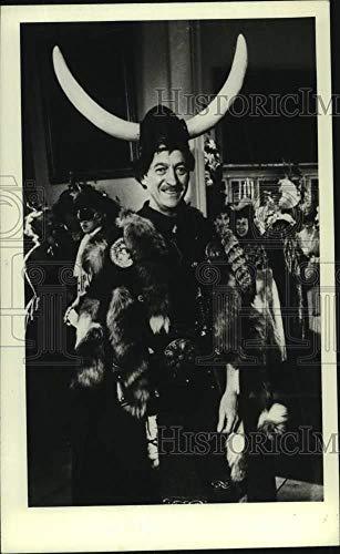 1975 Press Photo David Niven appears in