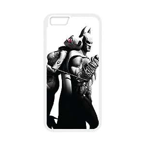 Batman Arkham City iphone 6s 4.7 Inch Cell Phone Case White 53Go-480525