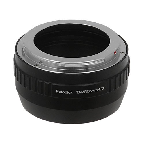 (Fotodiox Lens Mount Adapter - Tamron Adaptall (Adaptall-2) Mount SLR Lens to Micro Four Thirds (MFT, M4/3) Mount Mirrorless Camera Body)