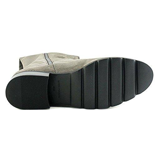 Fabric Toe Grey Riding Knee Marc Boots Fabric High Womens Almond Fisher Felissa2 PxwSqZ6