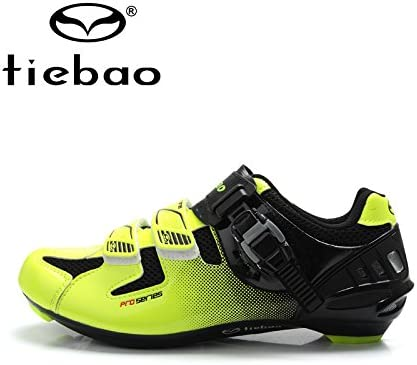 quickcor (TM) – Tiebao zapatillas de ciclismo bicicleta de ...