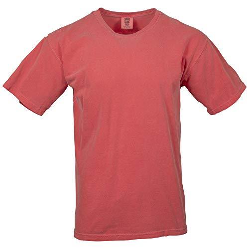 Comfort Colors Men's Adult Short Sleeve Tee, Style 1717, Watermelon, Medium