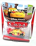 Disney/Pixar Cars, WGP (World Grand Prix) Die-Cast Vehicle, Miguel Camino #7/17, 1:55 Scale