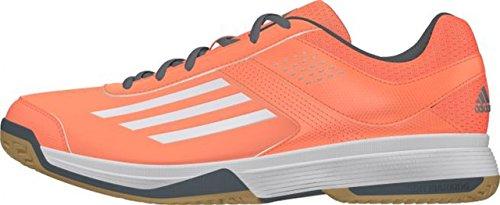 Adidas Counterblast 3 zapatillas de balonmano para mujer orange / weiß / grau Talla:38.2/3 EU