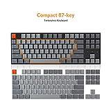 Keychron K8 Hot-swappable 87 Keys Tenkeyless