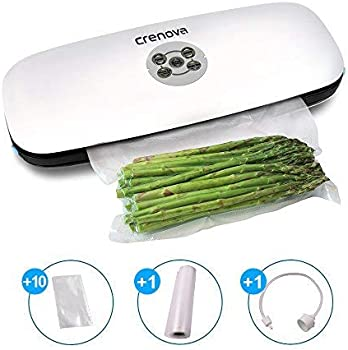 Crenova V60 Plus Vacuum Sealer For Sous Vide