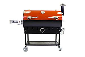 REC TEC Wood Pellet Grill - Featuring Smart Grill Technology™ from epic Rec Tec Industries, LLC