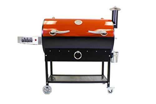Rec tec grill review wood pellet smoker kitchensanity - Pellet grills and smokers ...