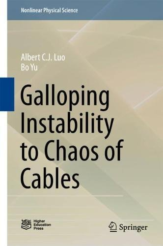 Galloping Instability to Chaos of Cables (Nonlinear Physical Science)