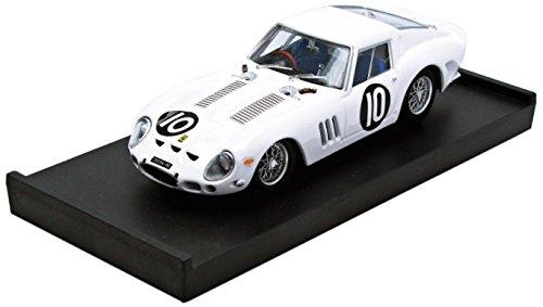 BRUMM BM0538 FERRARI 250 GTO N.10 2nd TOURIST TROPHY 1962 G.HILL 1:43 DIE CAST