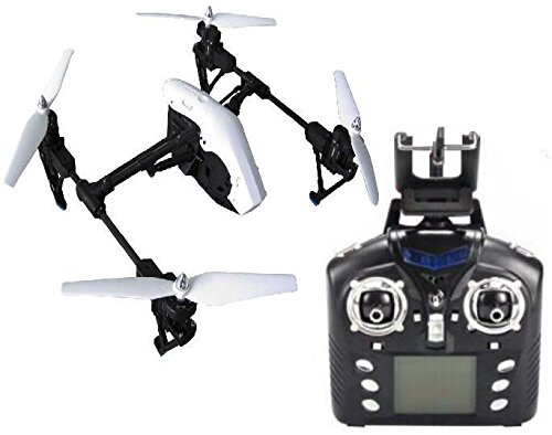 WLtoys Q333 - B 2.4GHz 4CH 6 Axis Gyro WiFi FPV RC Quadcopter RTF Aircraft With 0.3MP Camera