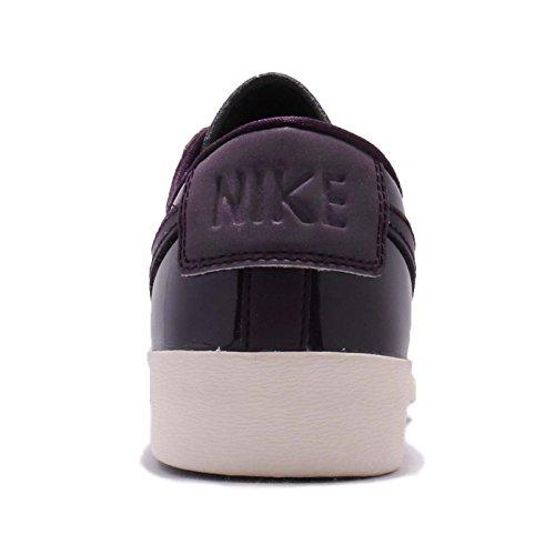 Nike Womens Wmns Blazer Low Se Prm, Porta Vino / Spazio Blu Porto Vino / Spazio Blu