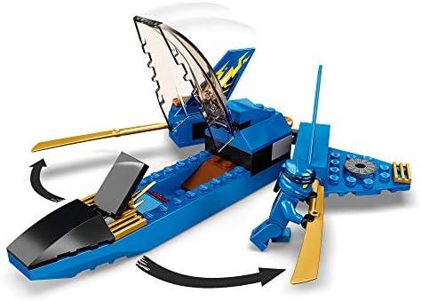 LEGO 71703 NINJAGO - Kräftemessen mit dem Donner-Jet