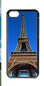 HeartCase Hard Case for Apple iPhone 5C ( Paris Tower )