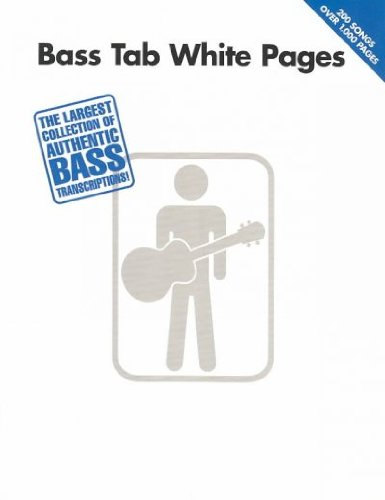 Bass Tab White Pages (Bass Tab White Pages)
