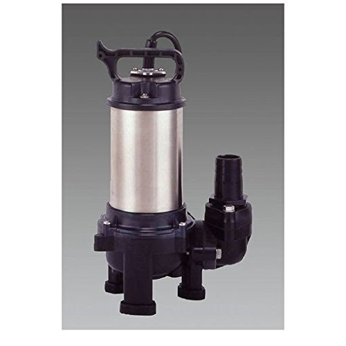 【キャンセル不可】AS47847 60Hz/40㎜ 汚物混入水用水中ポンプ B019GN7L44