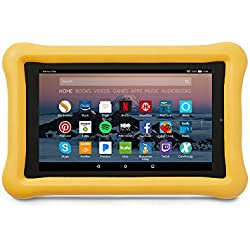 Amazon Kid-Proof Case for Amazon Fire 7 Tablet (7th Generation, 2017 Release), Yellow