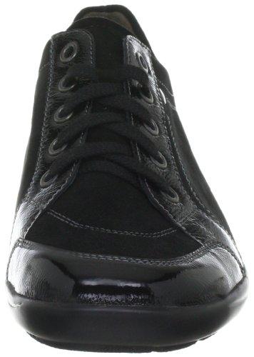 schwarz Mode Baskets Noir Birgit B6025 Semler 001 001 515 Femme 7n8HxaP