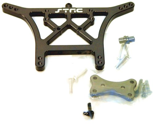 ST Racing 6MM HD Aluminum Rear Shock Tower for Traxxas 2WD ()