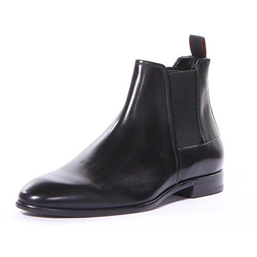 Hugo Men's Dressapp Chelsea Boots, Black, 11 D(M) - Boots Hugo