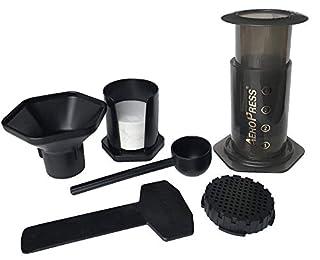 Aerobie 83R01 AeroPress Coffee and Espresso Maker, Gray (B0047BIWSK) | Amazon price tracker / tracking, Amazon price history charts, Amazon price watches, Amazon price drop alerts
