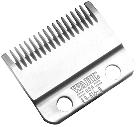Wahl Professional Animal #9-8 Coarse Blade for Wahls Deluxe U-Clip, U-Clip, Pro Ion, Show Pro Plus, and Iron Horse Pet, Dog, Cat, and Horse Clippers ...