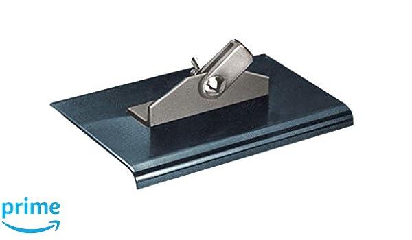 Kraft Tool CF574PF 1//2-Inch Radius Blue Steel Hand Edger with ProForm Handle 6 x 4-Inch