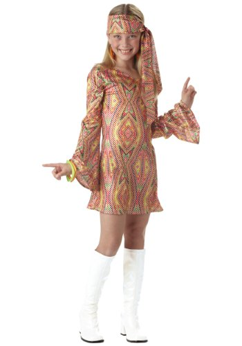California Costumes ' Disco Girl Costume Small (6-8) (Disco Costumes For Kids)