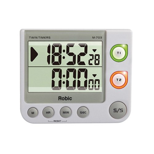Robic Twin Timers by Robic