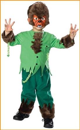Disfraz Hombre Lobo T. T: Amazon.es: Ropa y accesorios