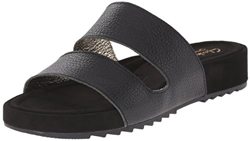 Clarks Women's Zelby Zest Platform Sandal Black LXY1frJy