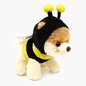 "GUND Itty Bitty Boo Bumblebee Costume Dog Stuffed Animal Plush, 5"""