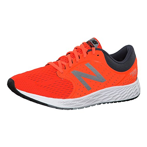 New Balance Men Fresh Foam Zante V4 Running Shoes Orange