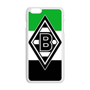 Personality Borussia Dortmund Logo Phone Case Snap On iPhone 6 Plus