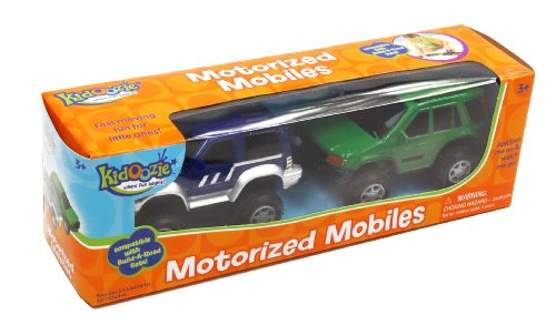 International Playthings Kidoozie Motorized Mobiles product image