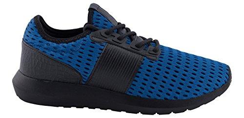 Tamboga Unisex Low Current Sneakers Sports Shoes nurmi H1628 Shoes, Farben:Azul, Größe Schuhe:45