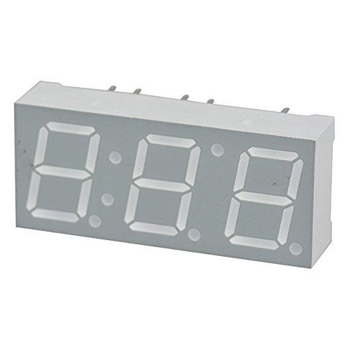 3 digit 7 segment display - 8