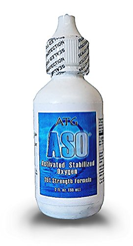 ACTIVATED STABILIZED Bio Available Oxygen Enhanced Formula