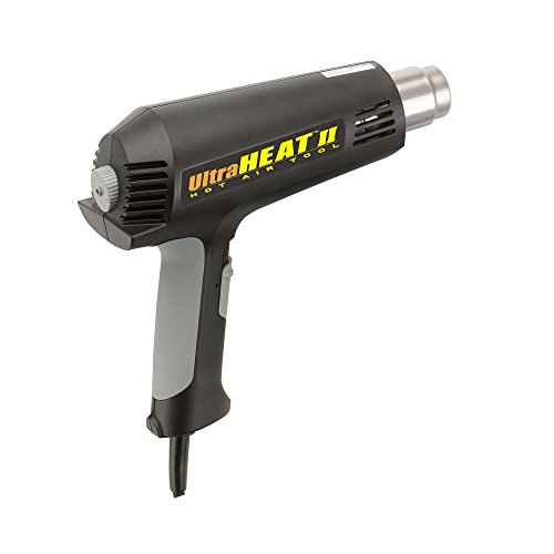 Steinel SV 803 UltraHeat - a 1400 W heat gun with Variable Temperature Control, 3 Stage Air Control, Soft Grip Handle, Lightweight ergonomic Design and Removable Stand, 34103 by Steinel