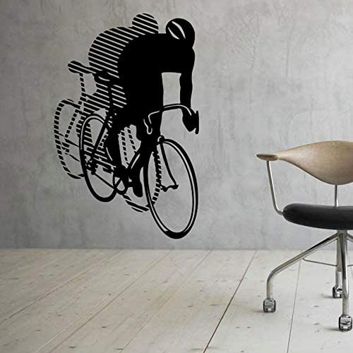 zaosan Bicicleta y Imagen Invertida Tatuajes de Pared Etiqueta de ...
