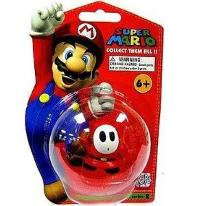 Super Mario Brothers Master Replicas 3 Inch PVC Figure Series 2 Shy Guy
