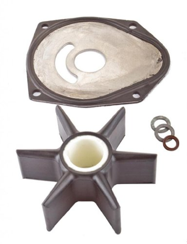 (SEI MARINE PRODUCTS-Compatible with Mercruiser Alpha One Generation II Impeller Kit 1991- Present Sterndrives)