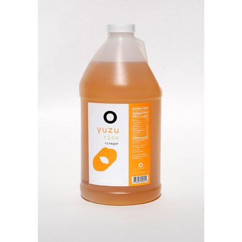 yuzu rice vinegar - 2