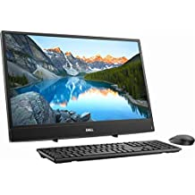 "2019 New Dell Inspiron 23.8"" All-in-One FHD IPS Touchscreen Flagship Desktop, AMD A9-9425 Up to 3.7GHz Processor, 8GB DDR4 Memory, 1TB HDD, No DVD, 802.11ac WiFi, Bluetooth 4.1, USB 3.1, Windows 10"