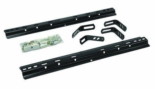 Reese 5th Fifth Wheel 4 Bolt Rail Bracket and Installation Kit by Reese