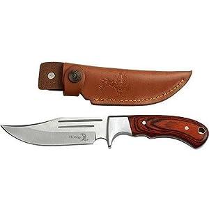 Elk Ridge ER-052 9.5 Fixed Blade Knife WLM
