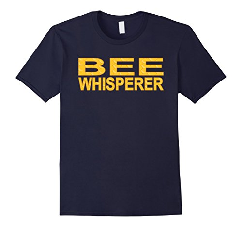 Mens Beekeeper T-Shirt - Bee Whisperer Shirt Beekeeping Shirt XL (Beekeeper Costume Accessories)