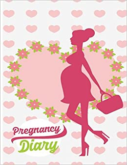 Baby Books & Albums Keepsakes & Baby Announcements 9 Month Pregnancy Journal Keepsake Diary Memories Expectant Mum Perfect Gift