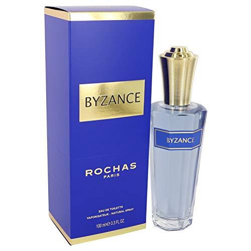 Rochas 3.4 Ounce Spray - BYZANCE by Rõcháš for Women Eau De Toílette Spray 3.4 oz